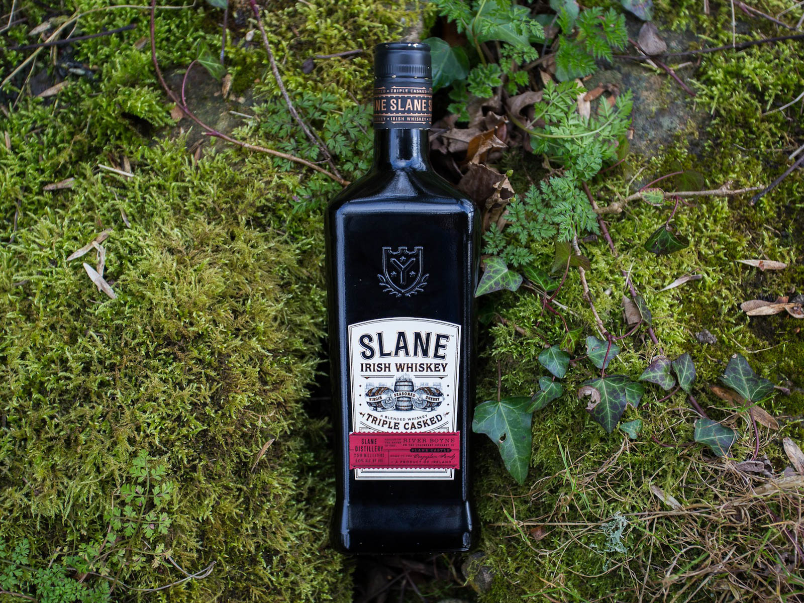 Sustainable Wines and Spirits Slane Irish Whiskey