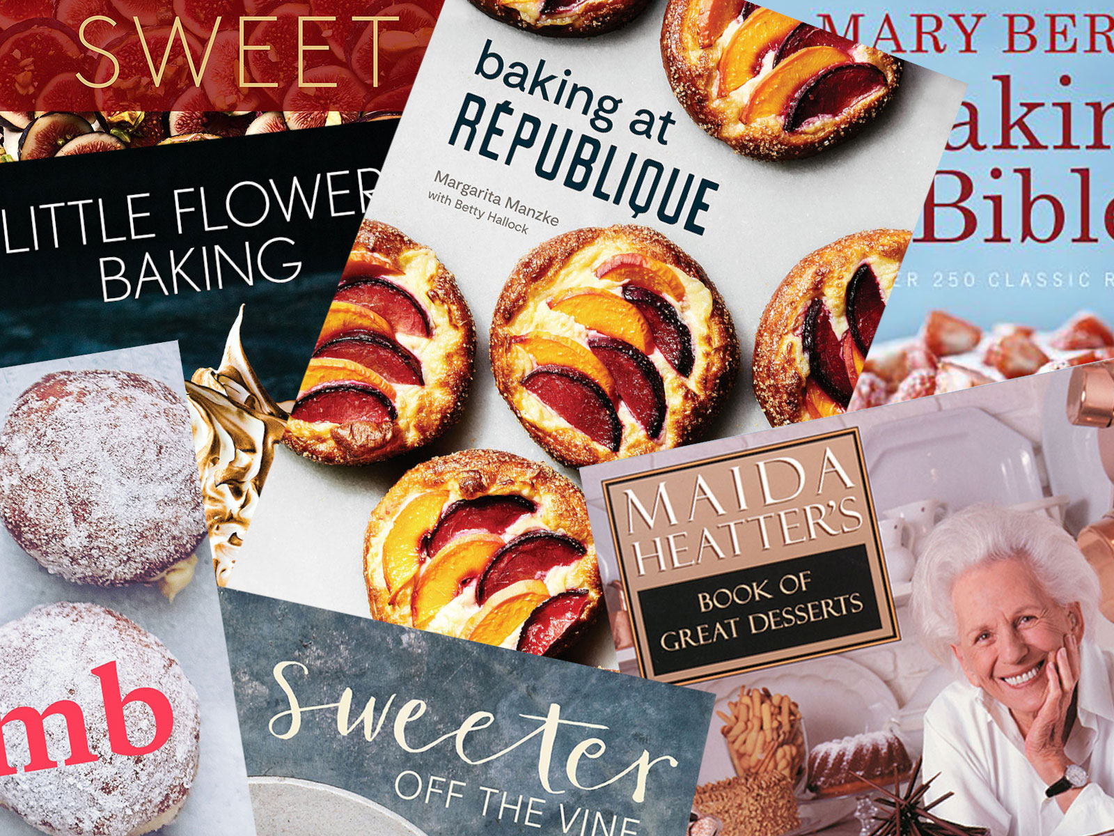 Best Baking Cookbooks