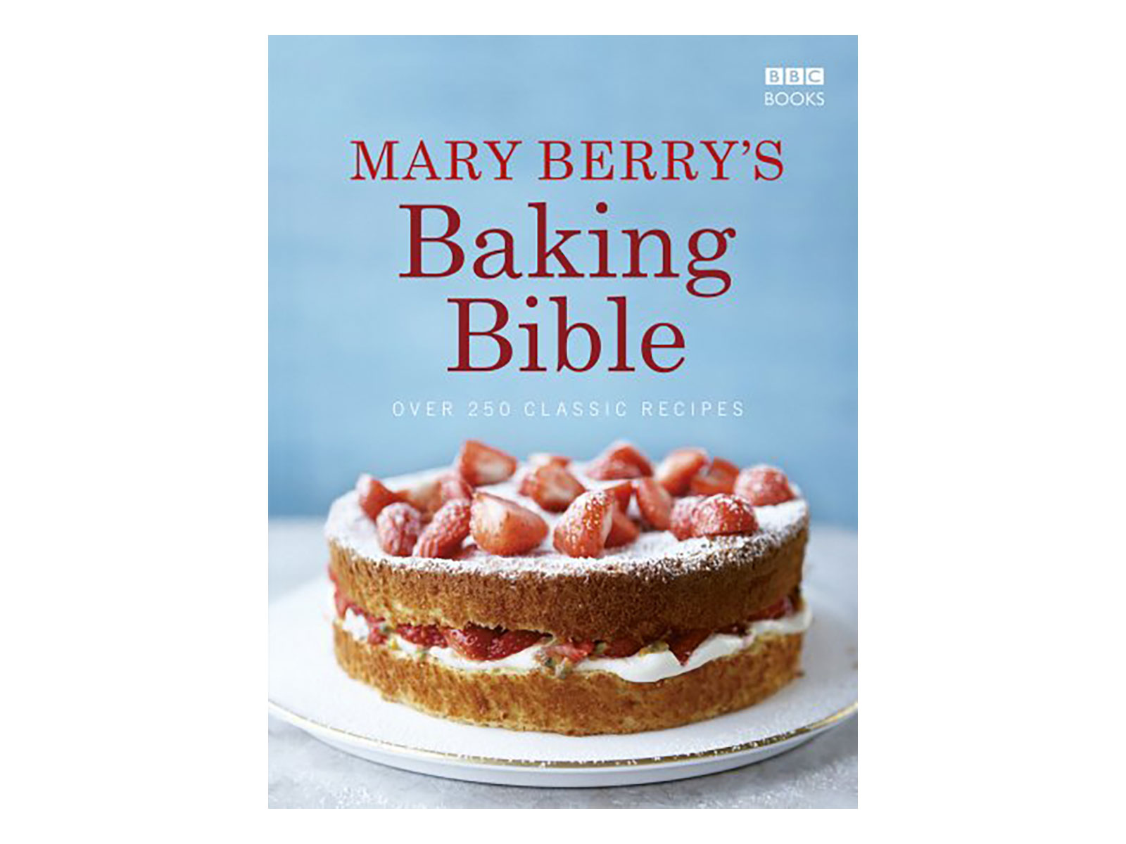 Best Baking Cookbooks Mary Berry's Baking Bible