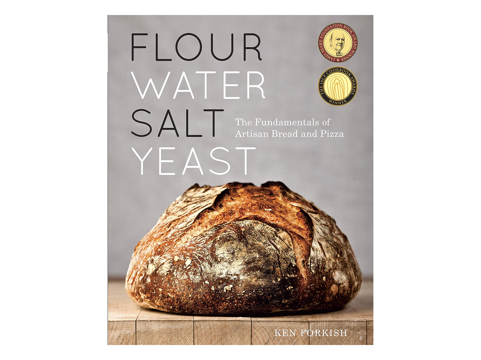 Best Baking Cookbooks Flour Water Salt Yeast