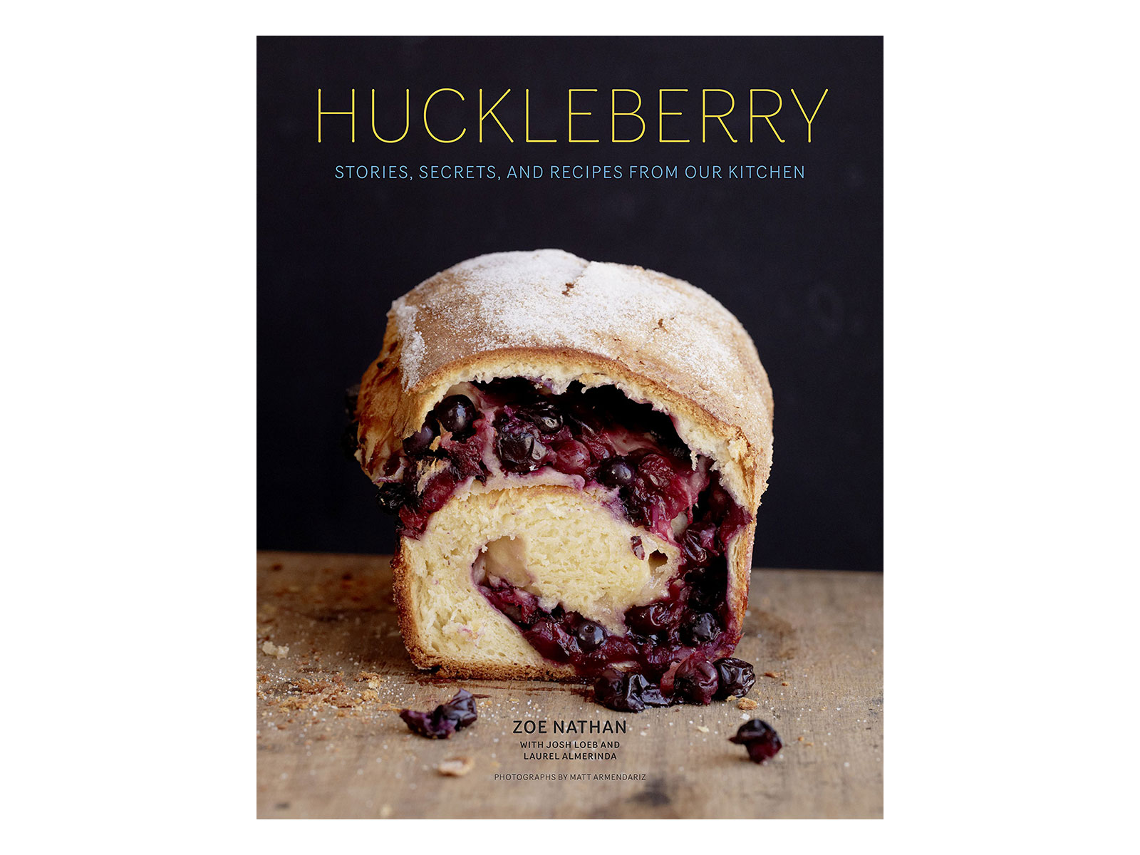 Best Baking Cookbooks Huckleberry