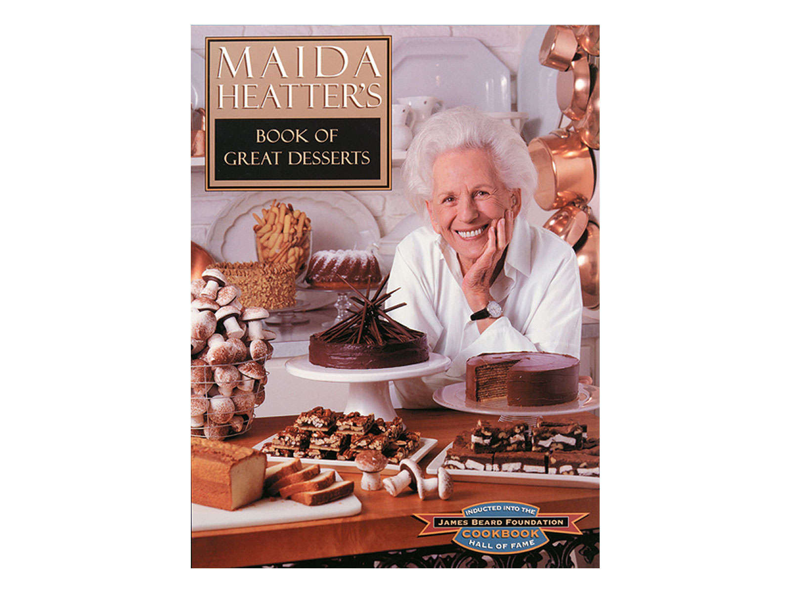 Best Baking Cookbooks Maida Heatter's Great Desserts