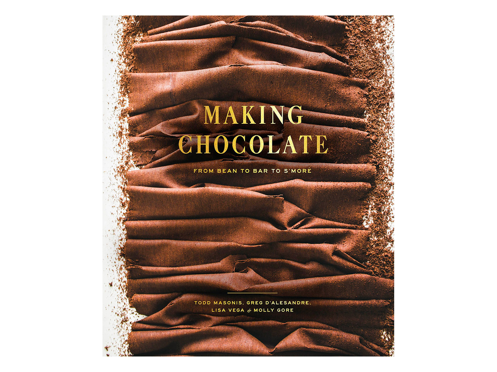 Best Baking Cookbooks Making Chocolate