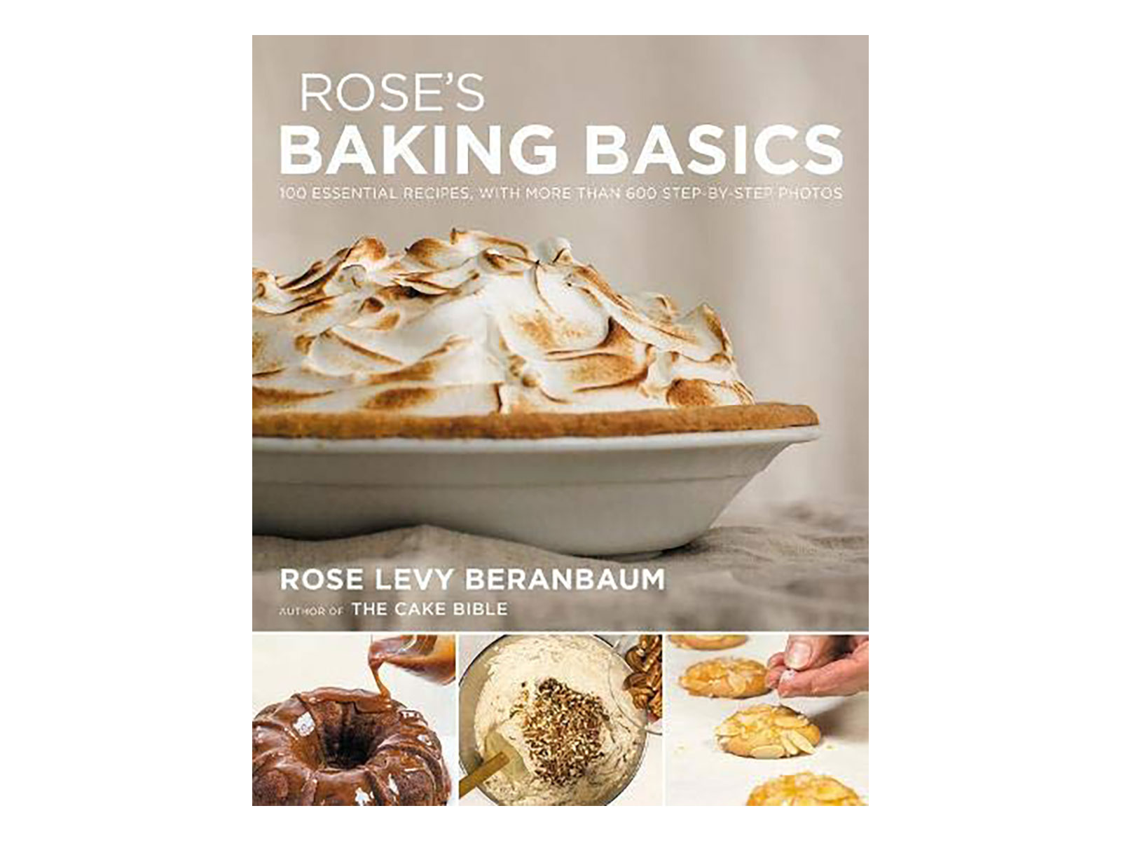 Best Baking Cookbooks Rose's Baking Basics
