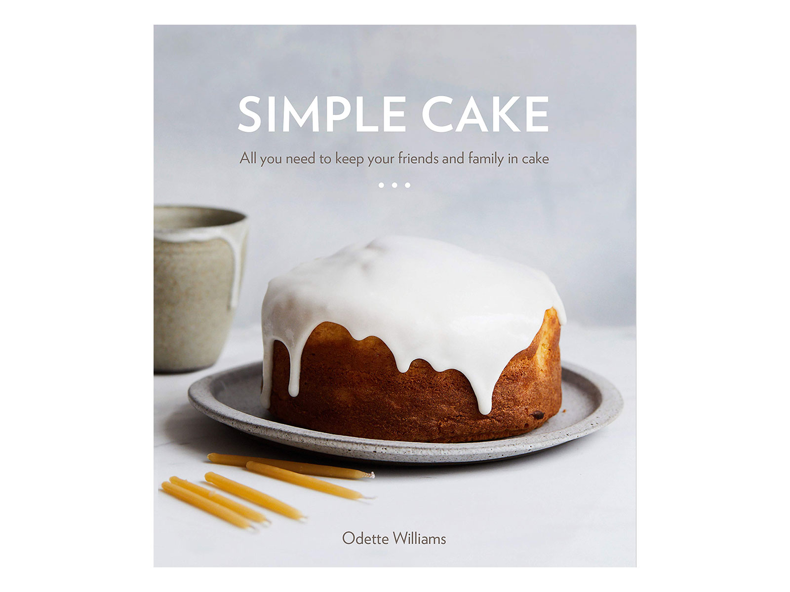 Best Baking Cookbooks Simple Cake