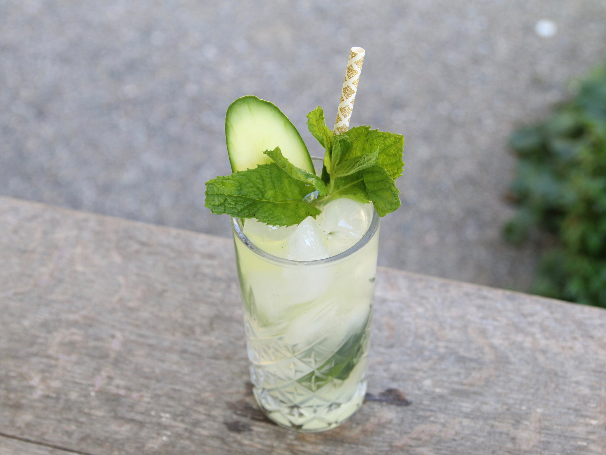 Fever tree cucumber tonic