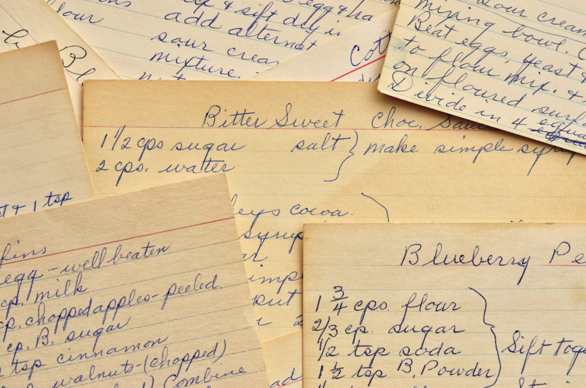 Why Recipe Cards Will Always Have a Place In My Kitchen