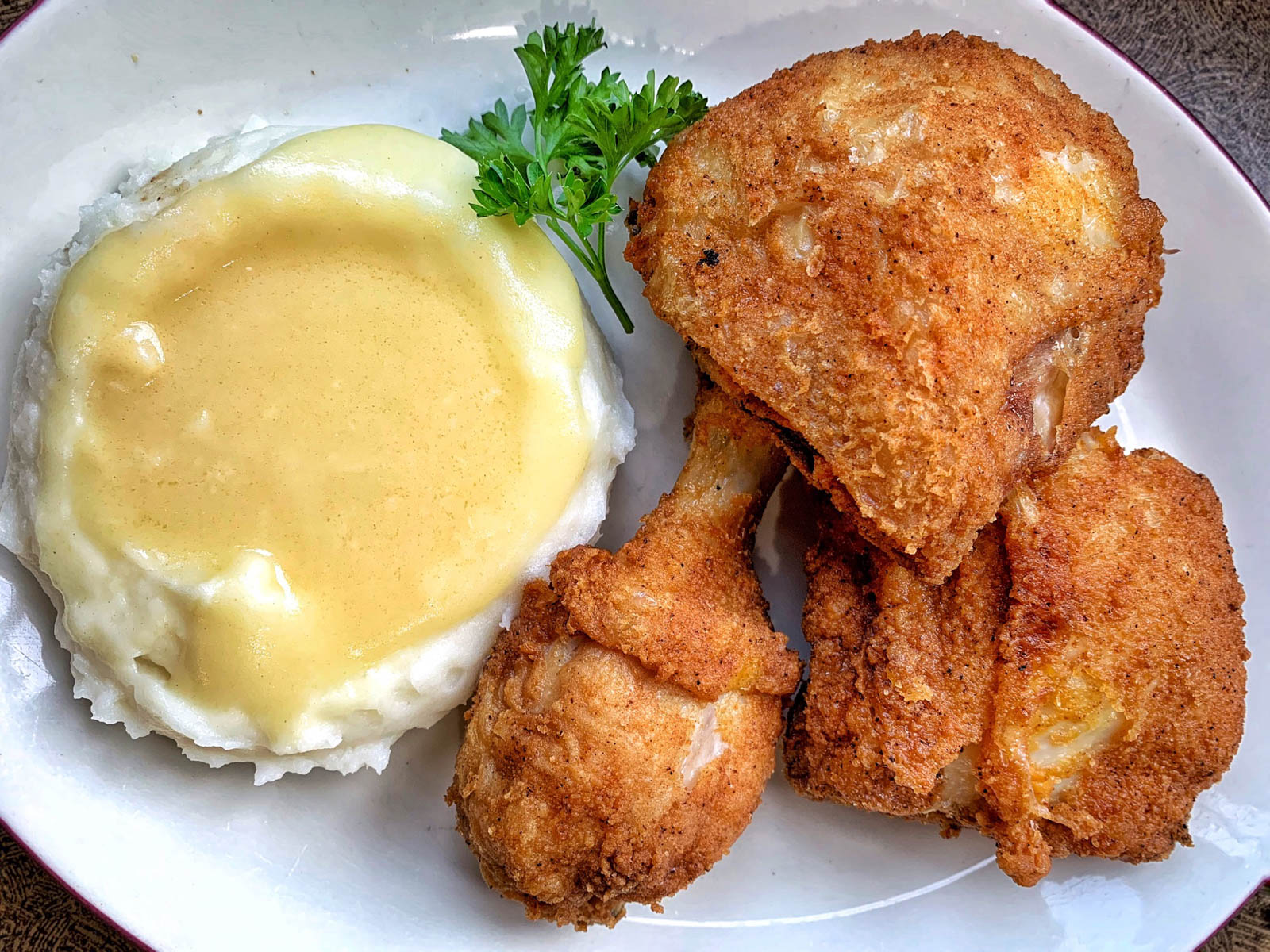 Ohio Amish Country Chicken