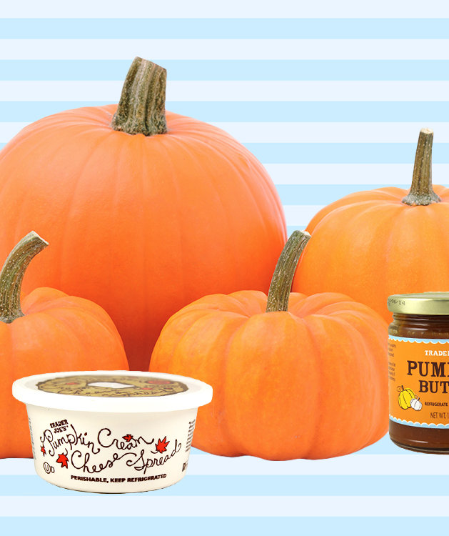 These Are the Best Pumpkin Products You'll Find at Trader Joe's This Fall