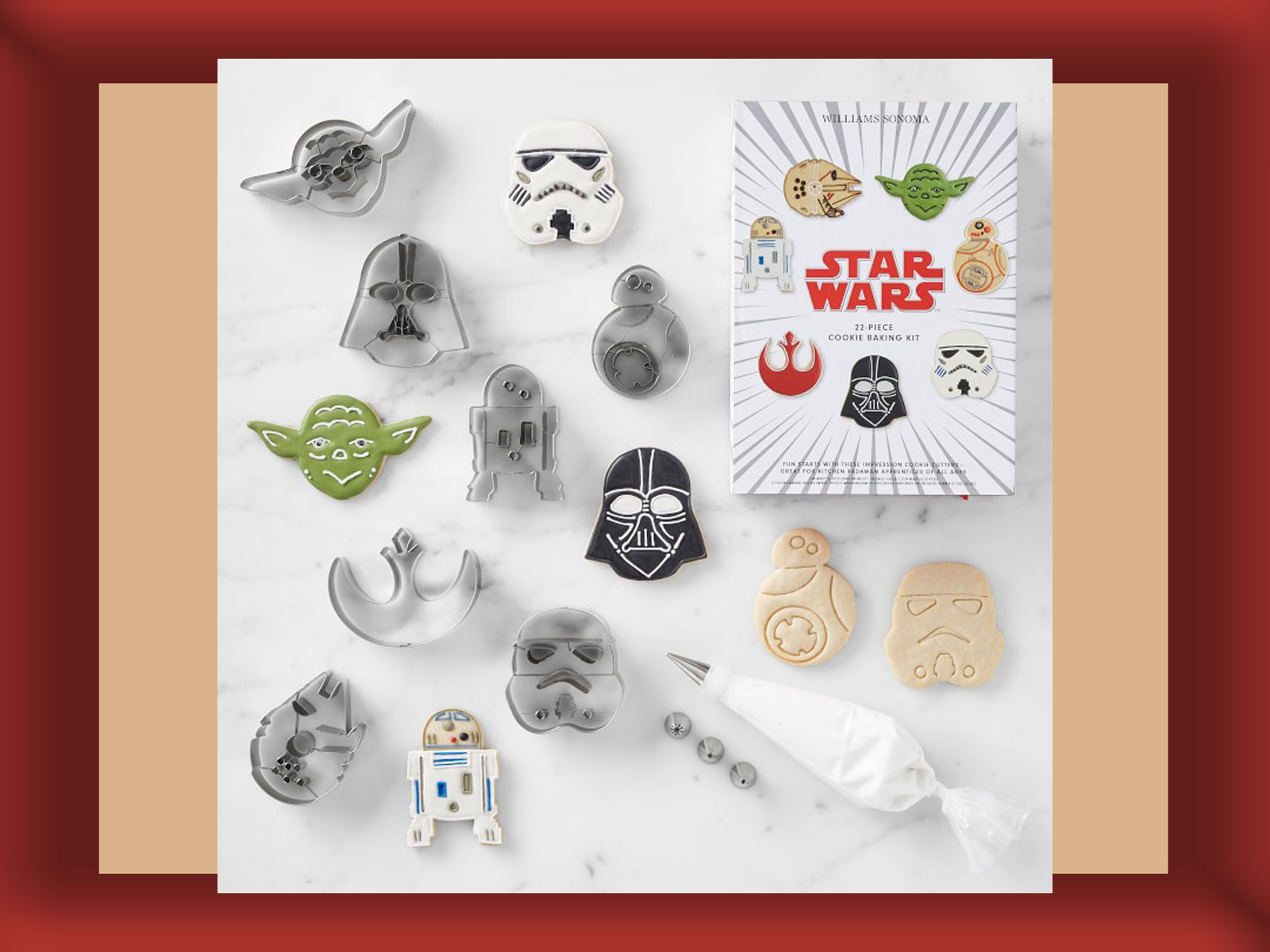 Williams-Sonoma Cookie Cutters