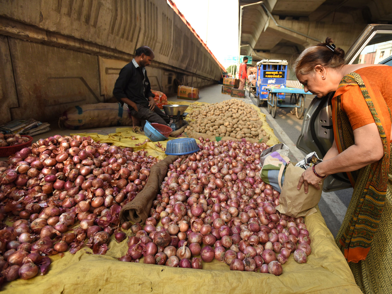 India Onion Export Ban