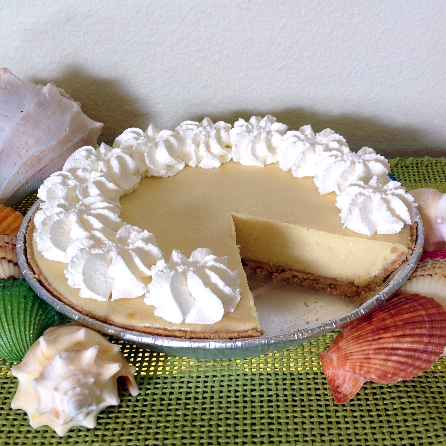 Key Lime Pie; Kermit's Key West Key Lime Shoppe