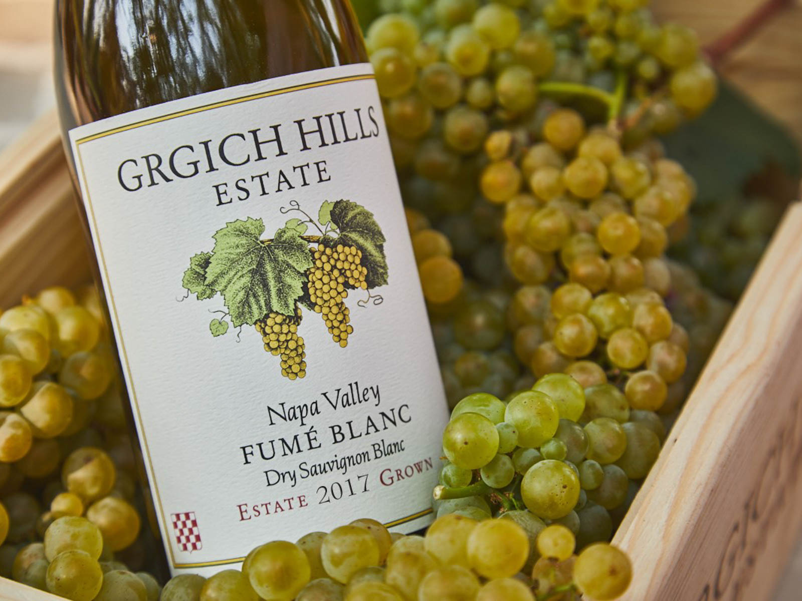 Cool Weather White Wines Grgich Hills Estate
