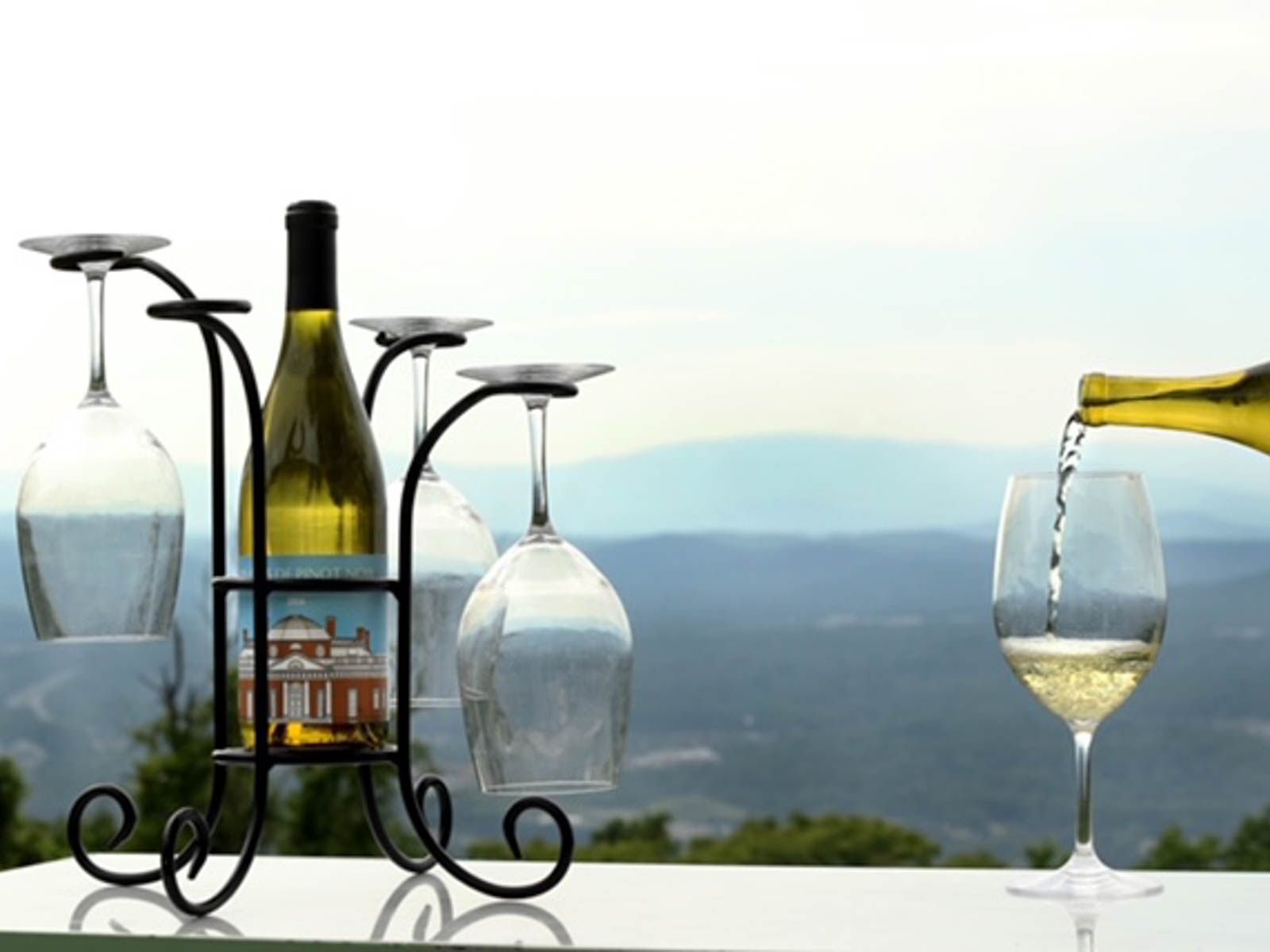 Cool Weather White Wines Monticello