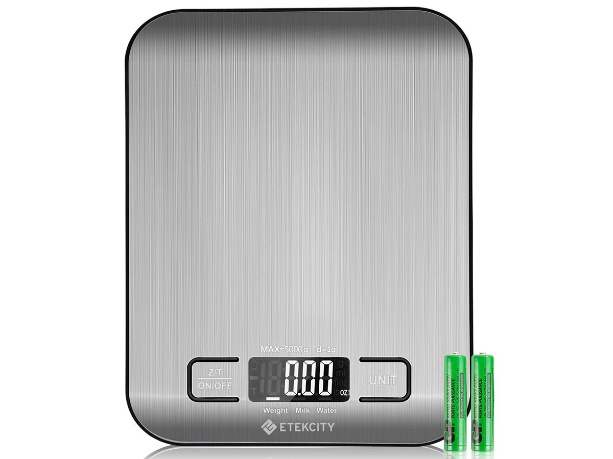 Etekcity Food Digital Kitchen Weight Scale