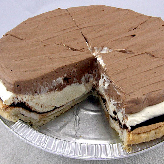 5 Layer Chocolate Pie; Betty's Pies