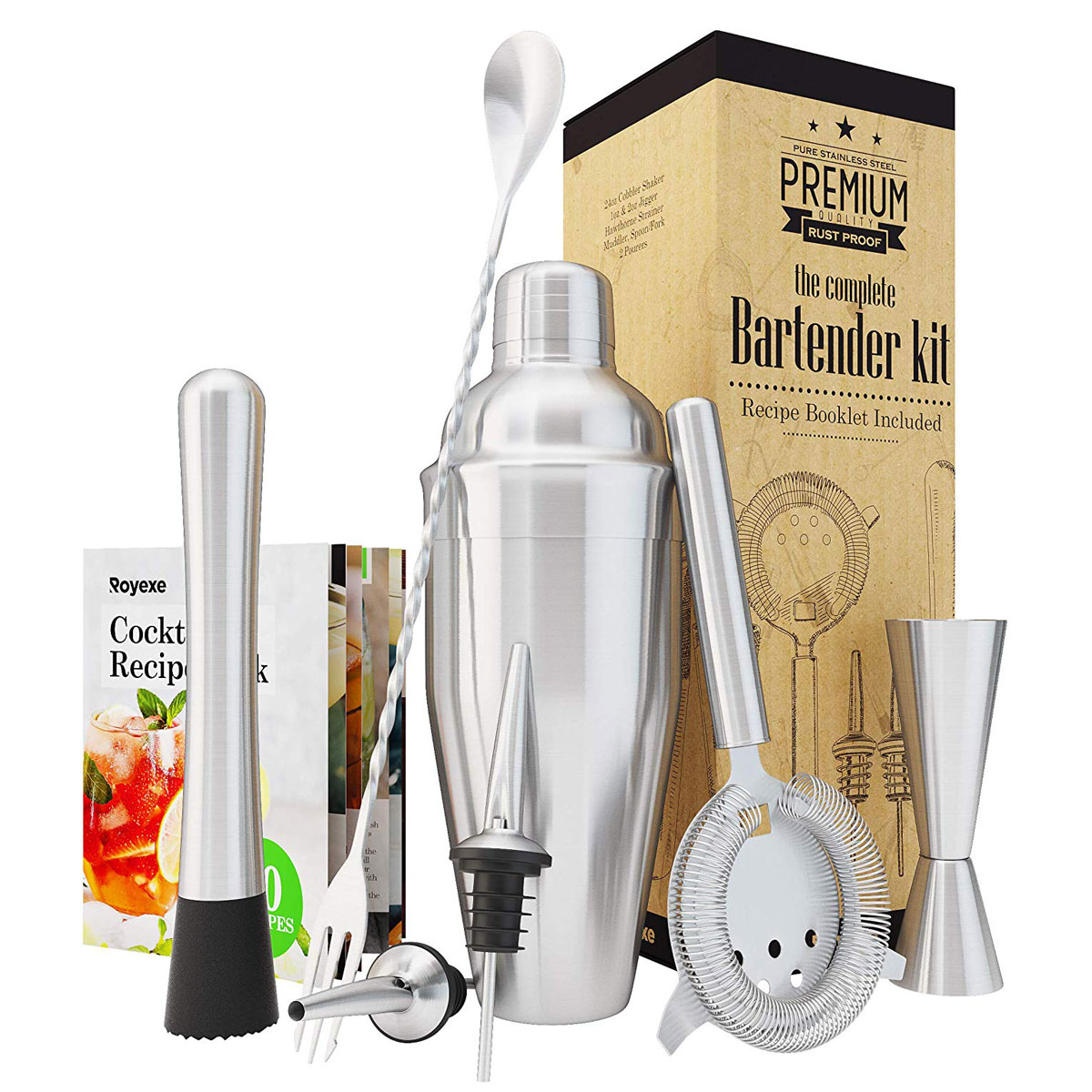 cocktail maker tools