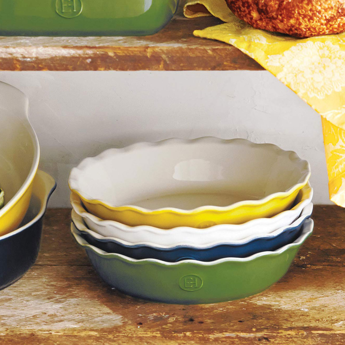 Emile Henry Classic Pie Dish