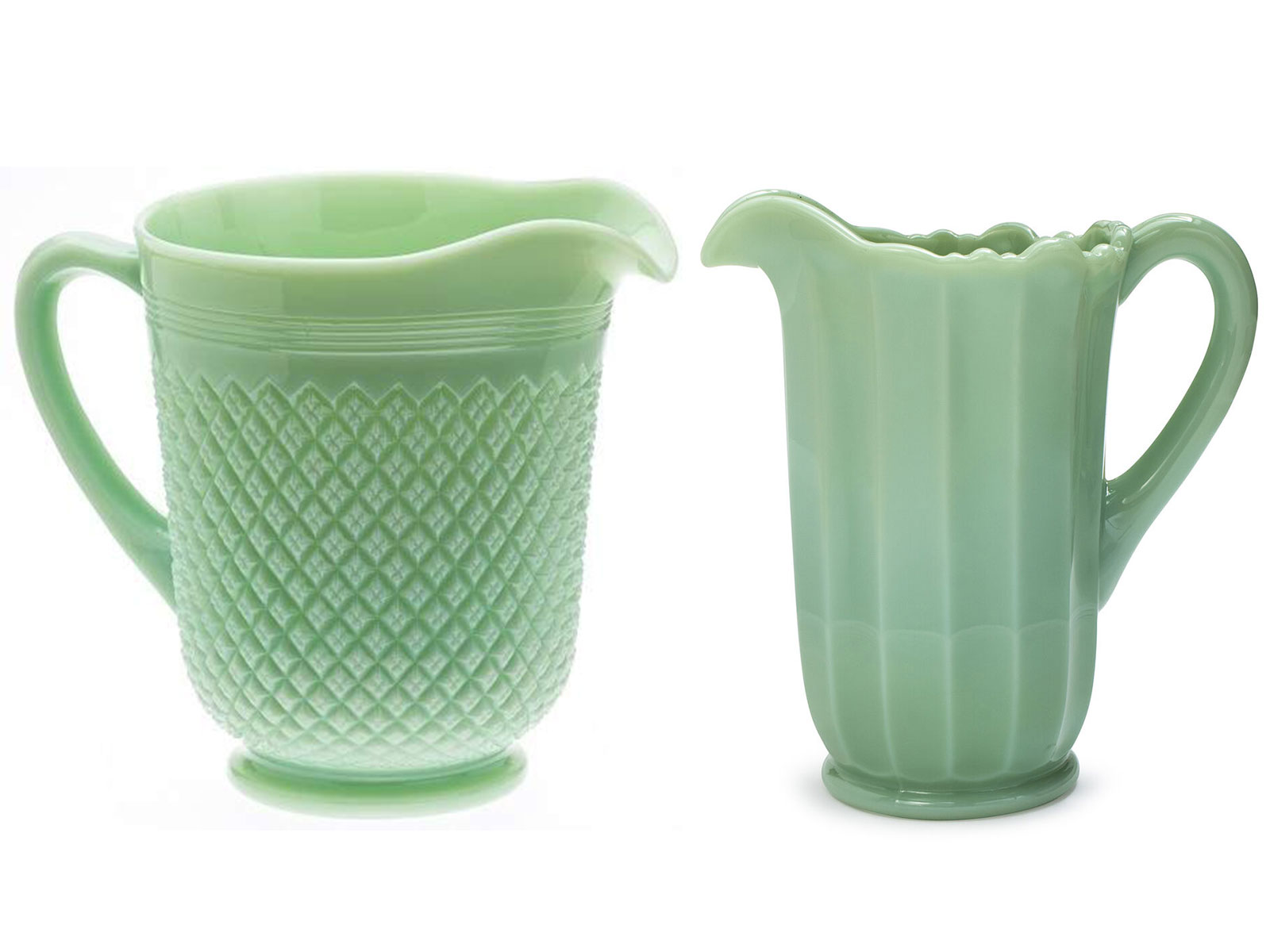 jadeite pitchers