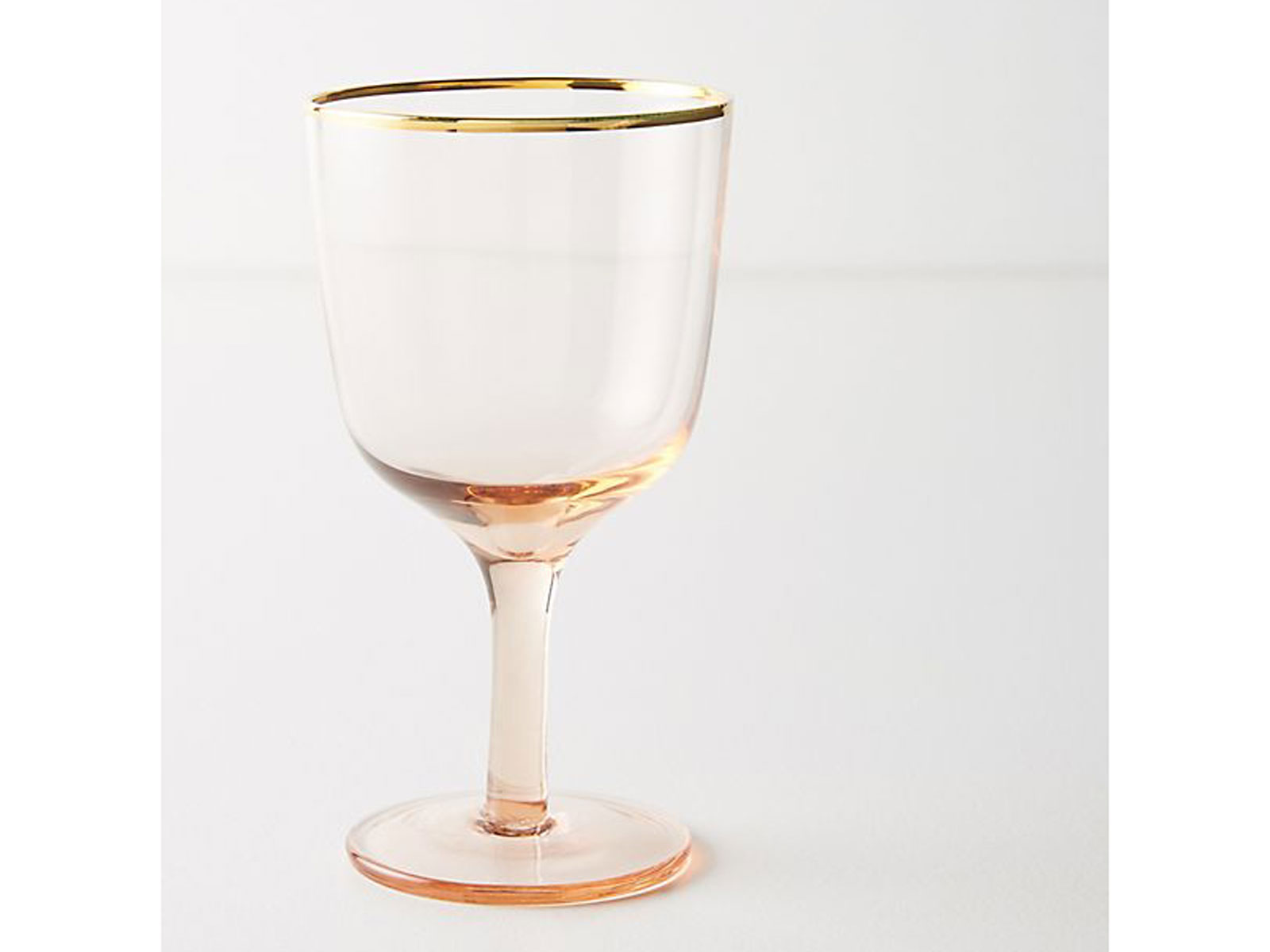 Anthropologie aperitif glass