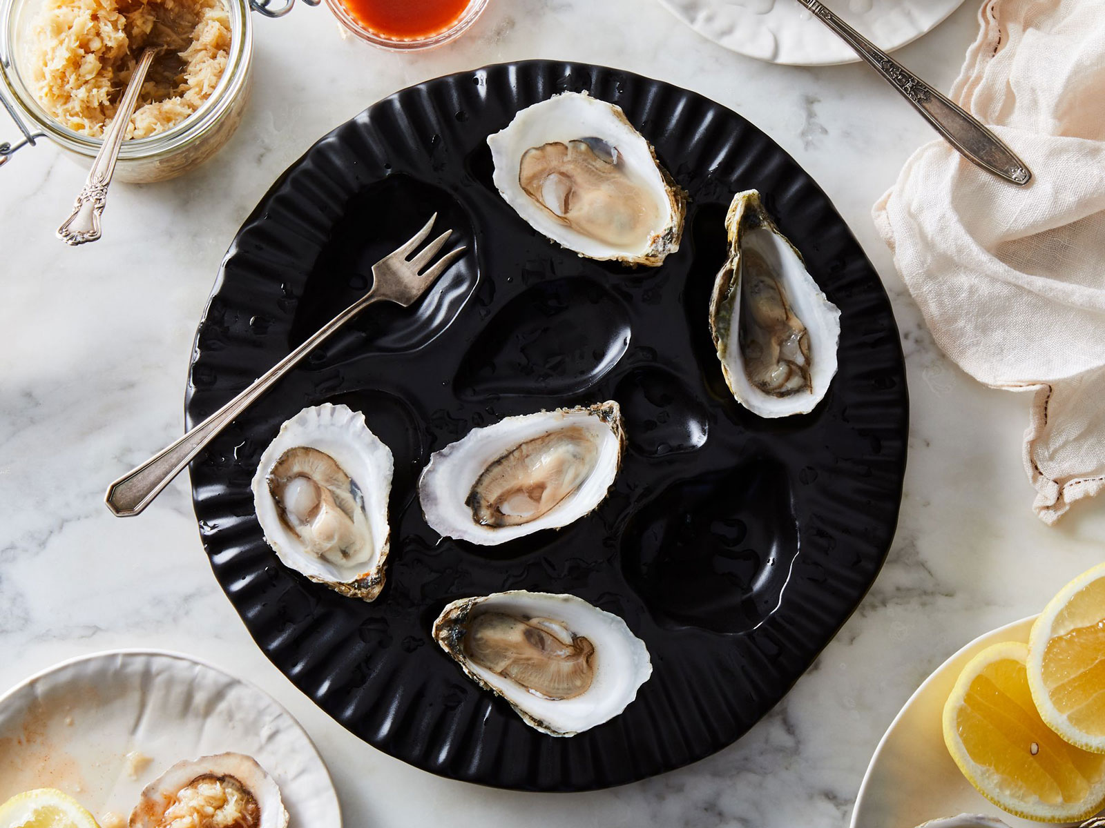 Food52 oyster tray