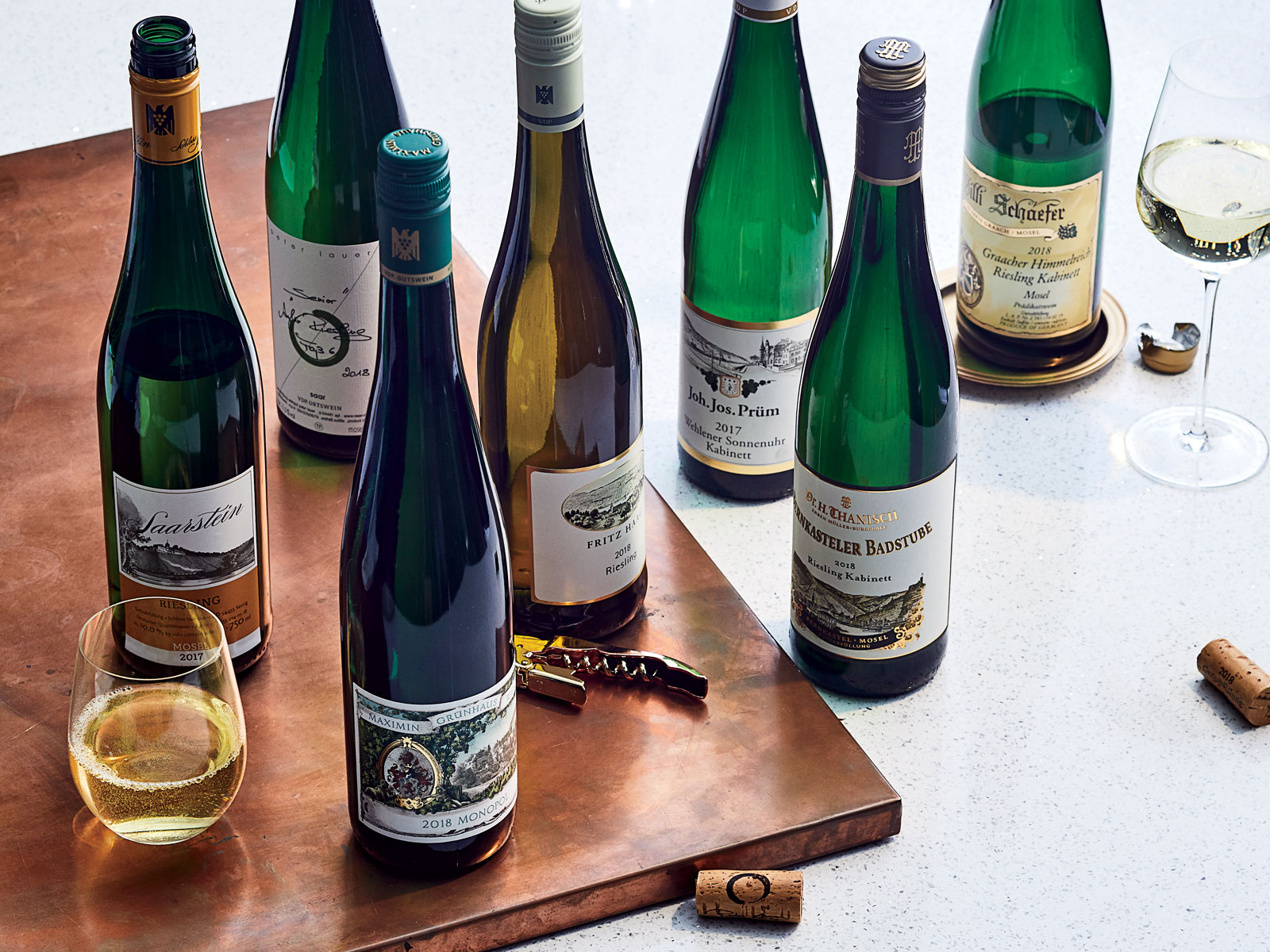 Thanksgiving Rieslings