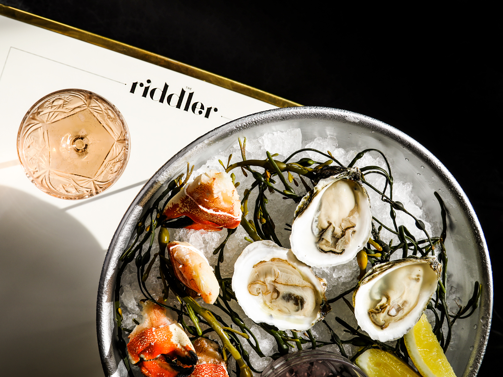 The Riddler Oysters
