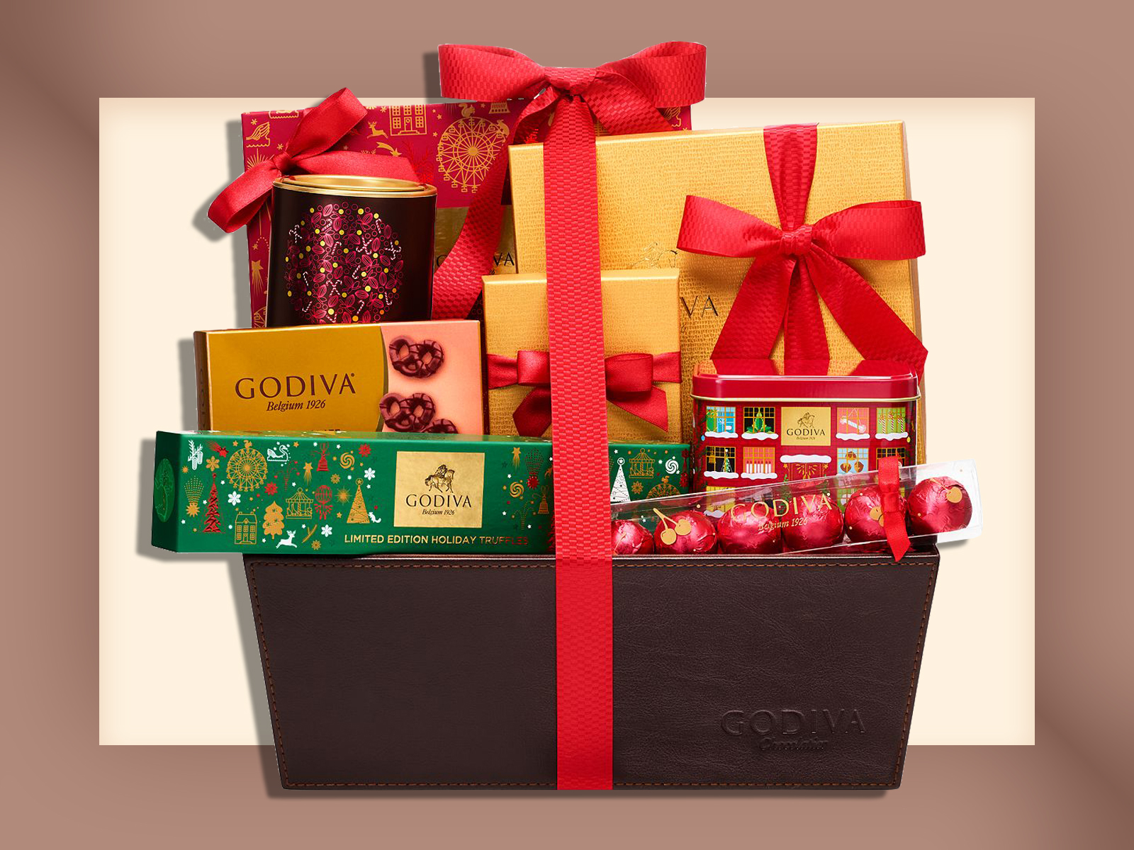 Godiva Holiday Gift Box