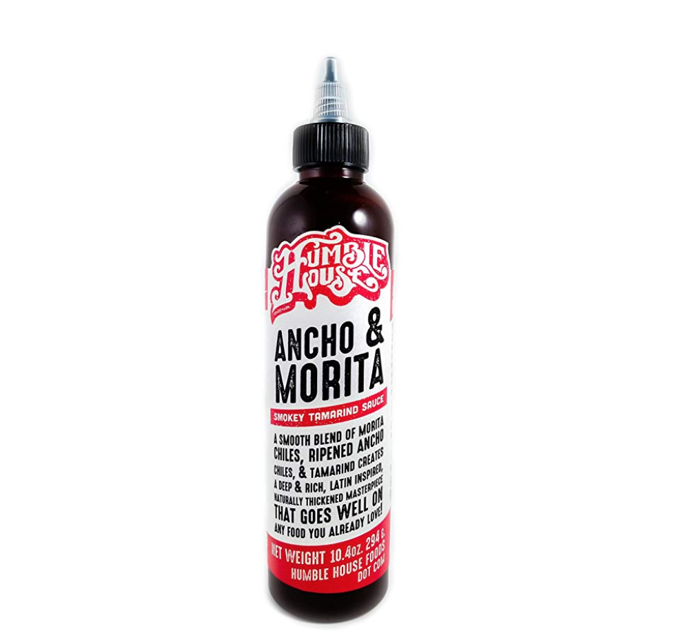 Humble House Ancho and Morita Hot Sauce