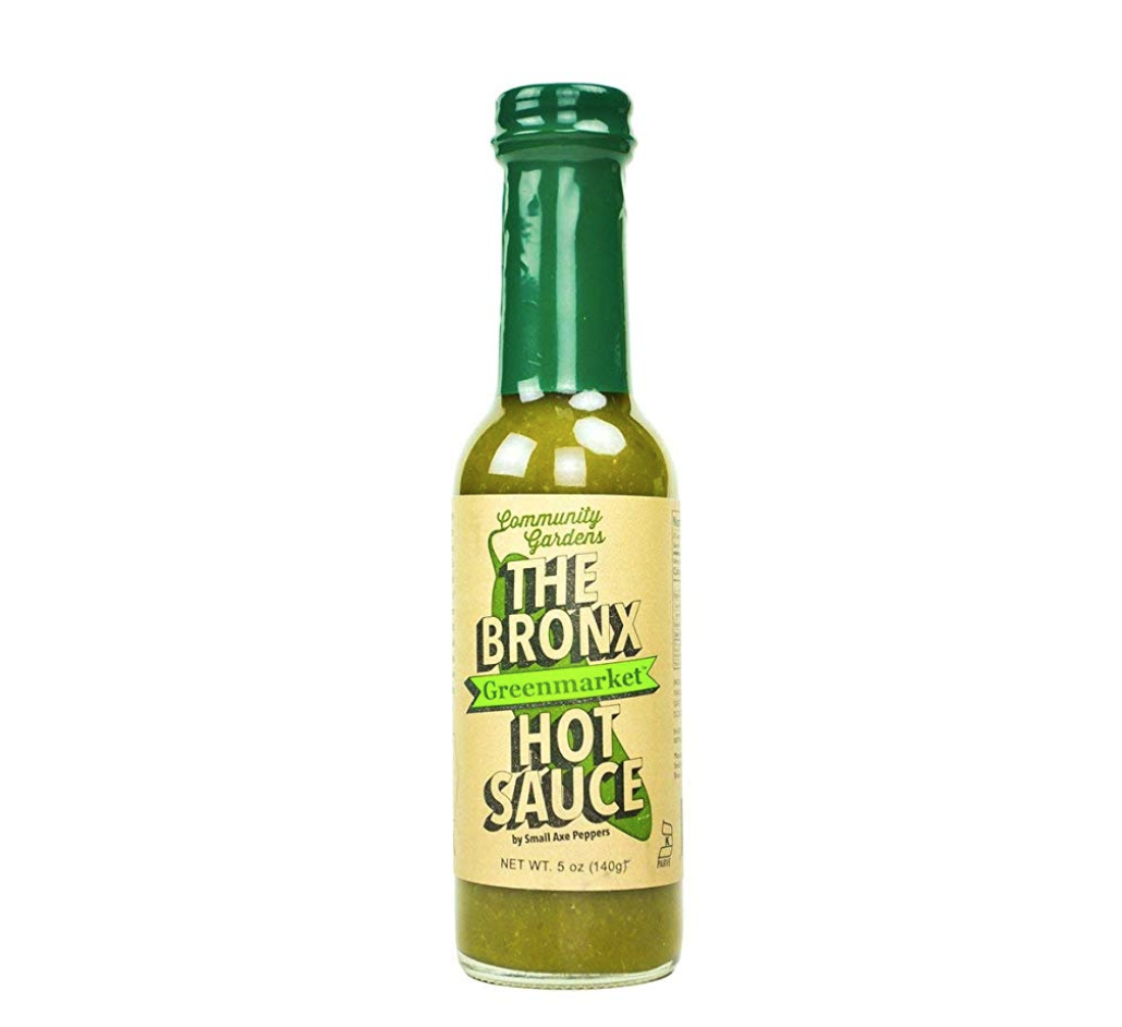Bronx Greenmarket Hot Sauce