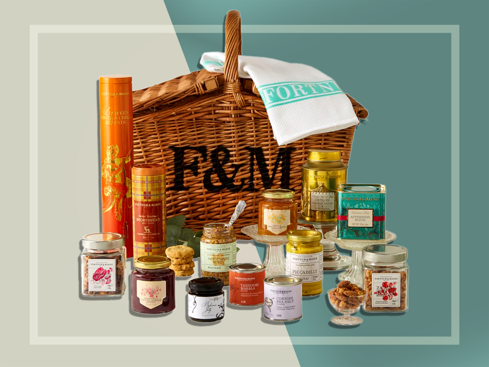 Williams-Sonoma Fortnum & Mason Gift Hamper
