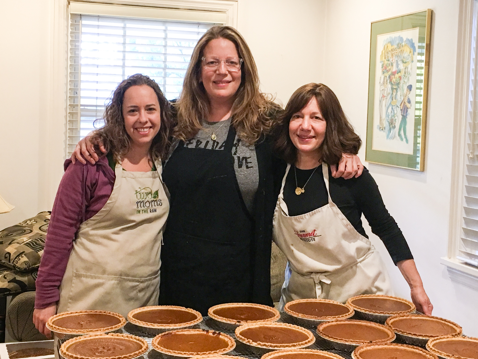 Adeena Sussman Thanksgiving Pies