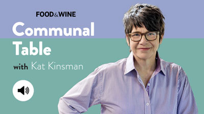 Communal Table with Kat Kinsman: Kim Severson