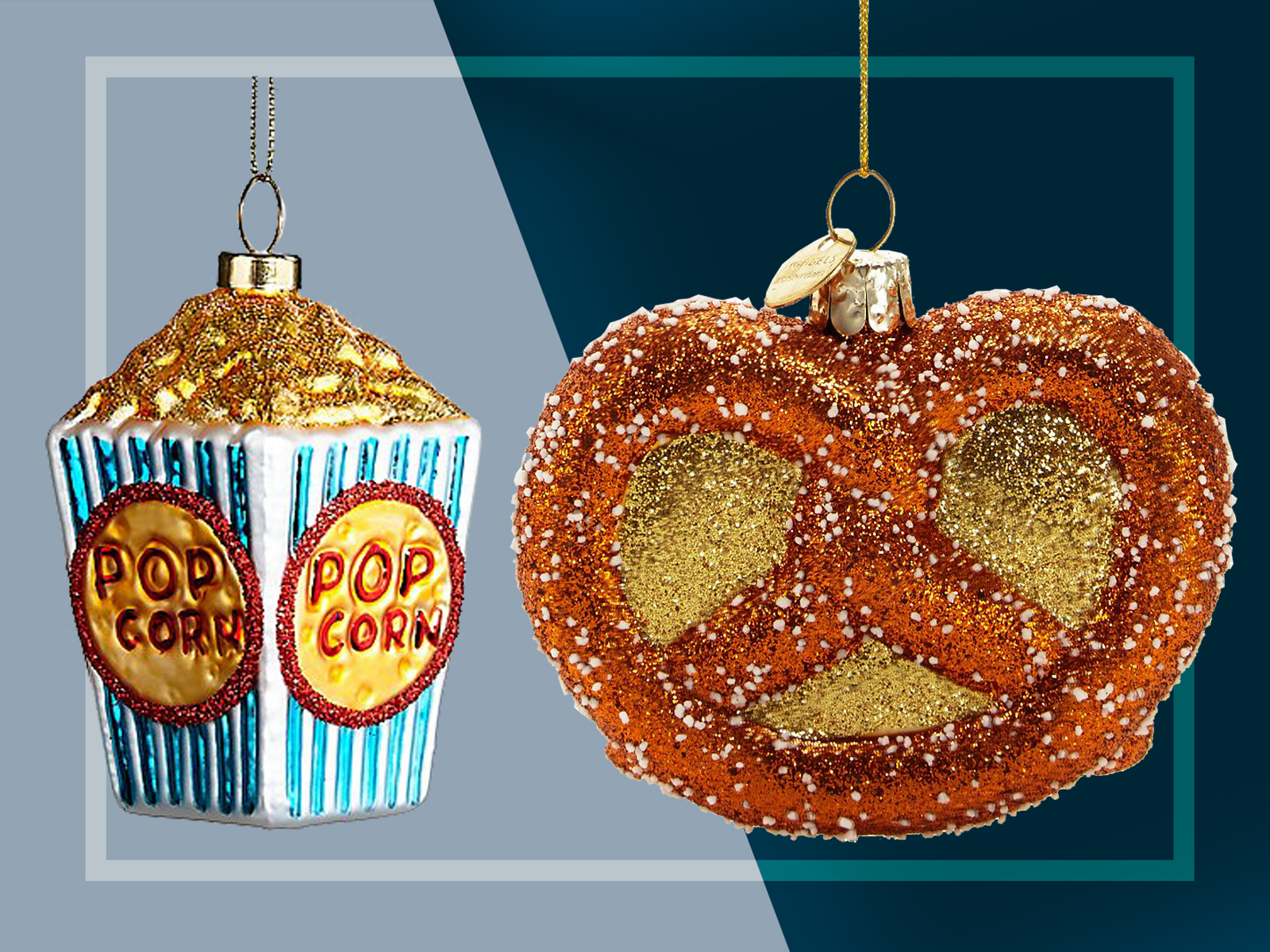 Snack Food Ornaments