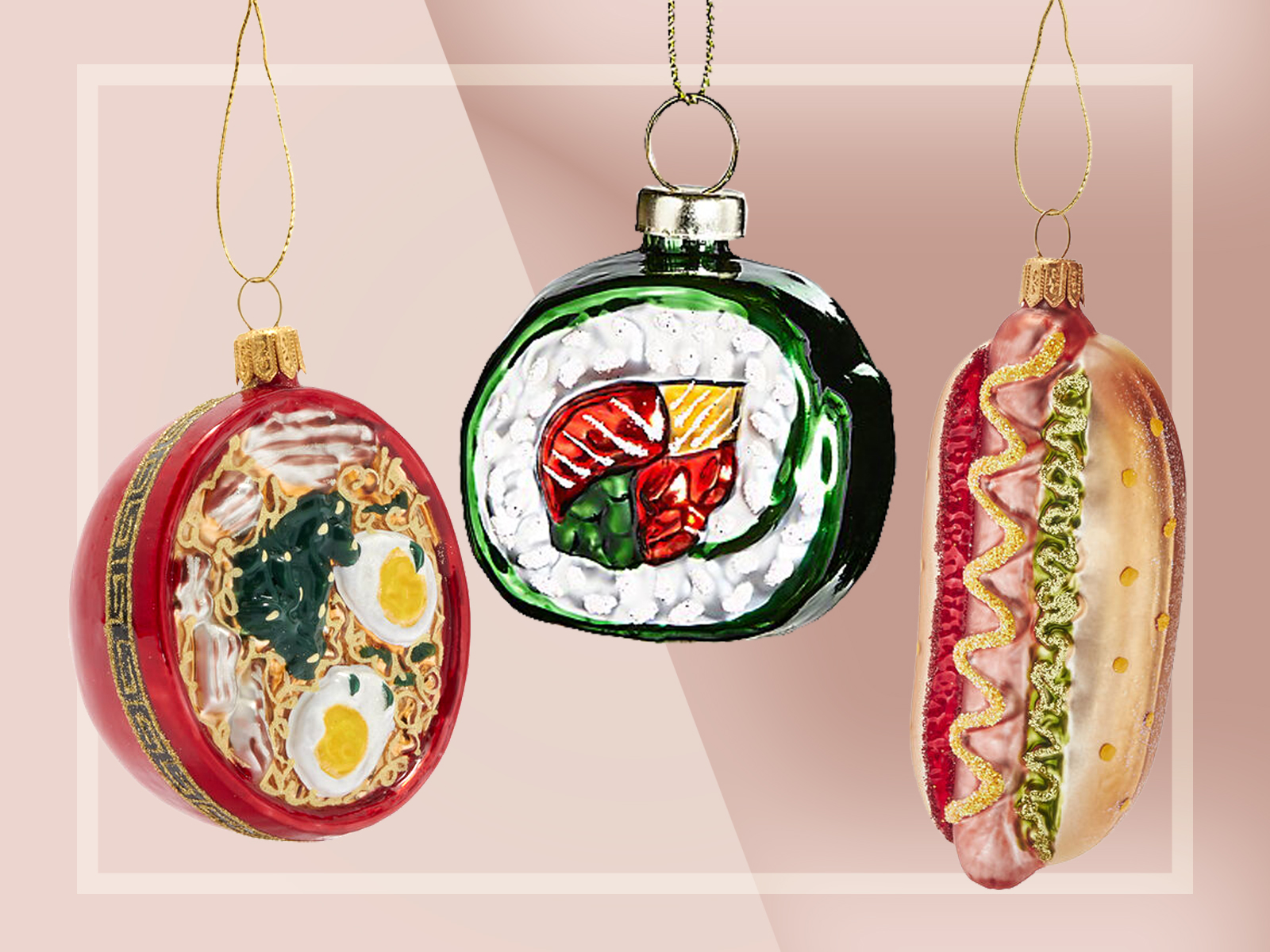Food Ornaments