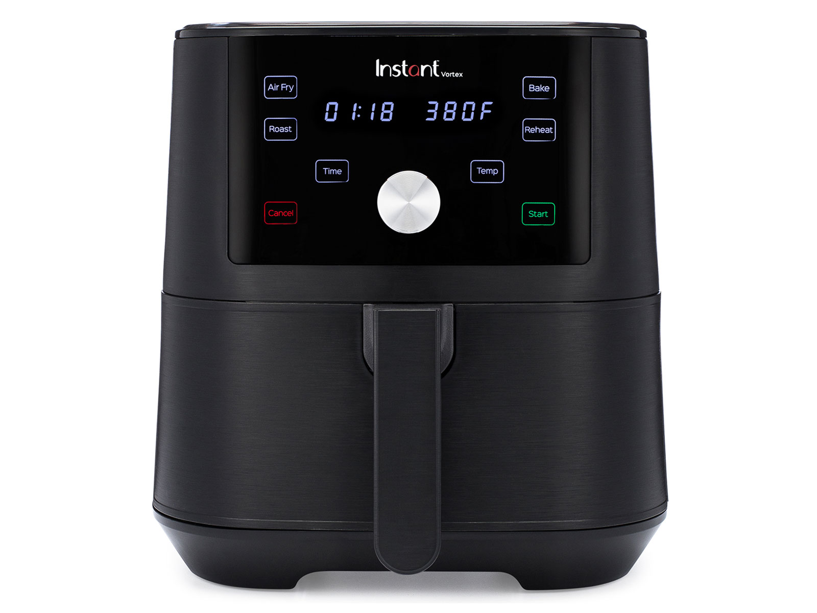 instant pot small air fryer