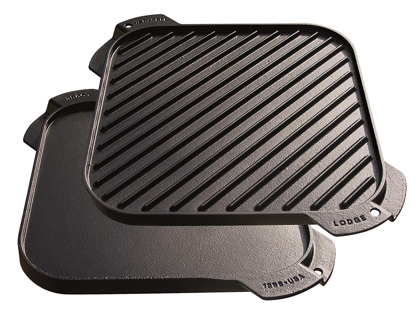 lodge grill pans