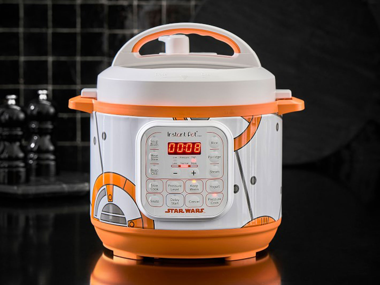 bb8 star wars instant pot