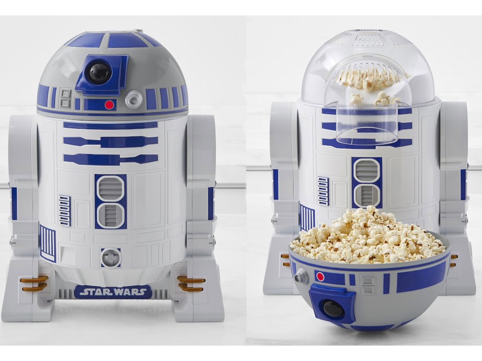 Star Wars R2D2 popcorn maker