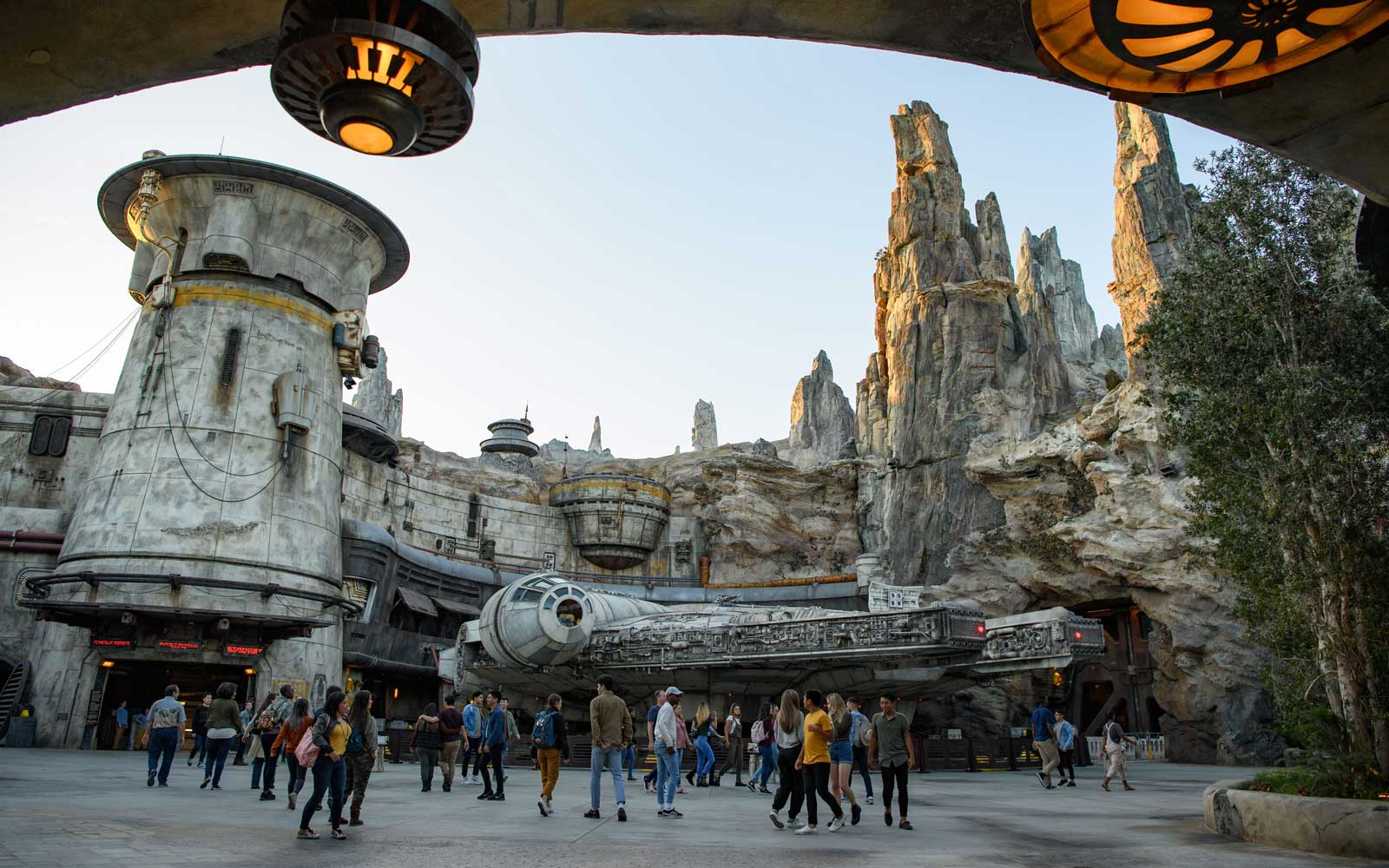 Star War's Galaxy Edge