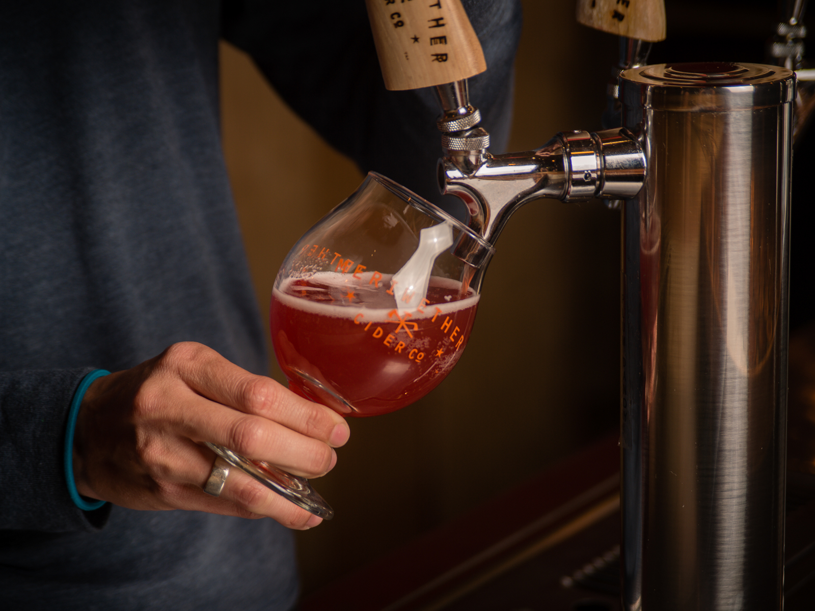 Meriwether Cider Company Cranberry Crosscut