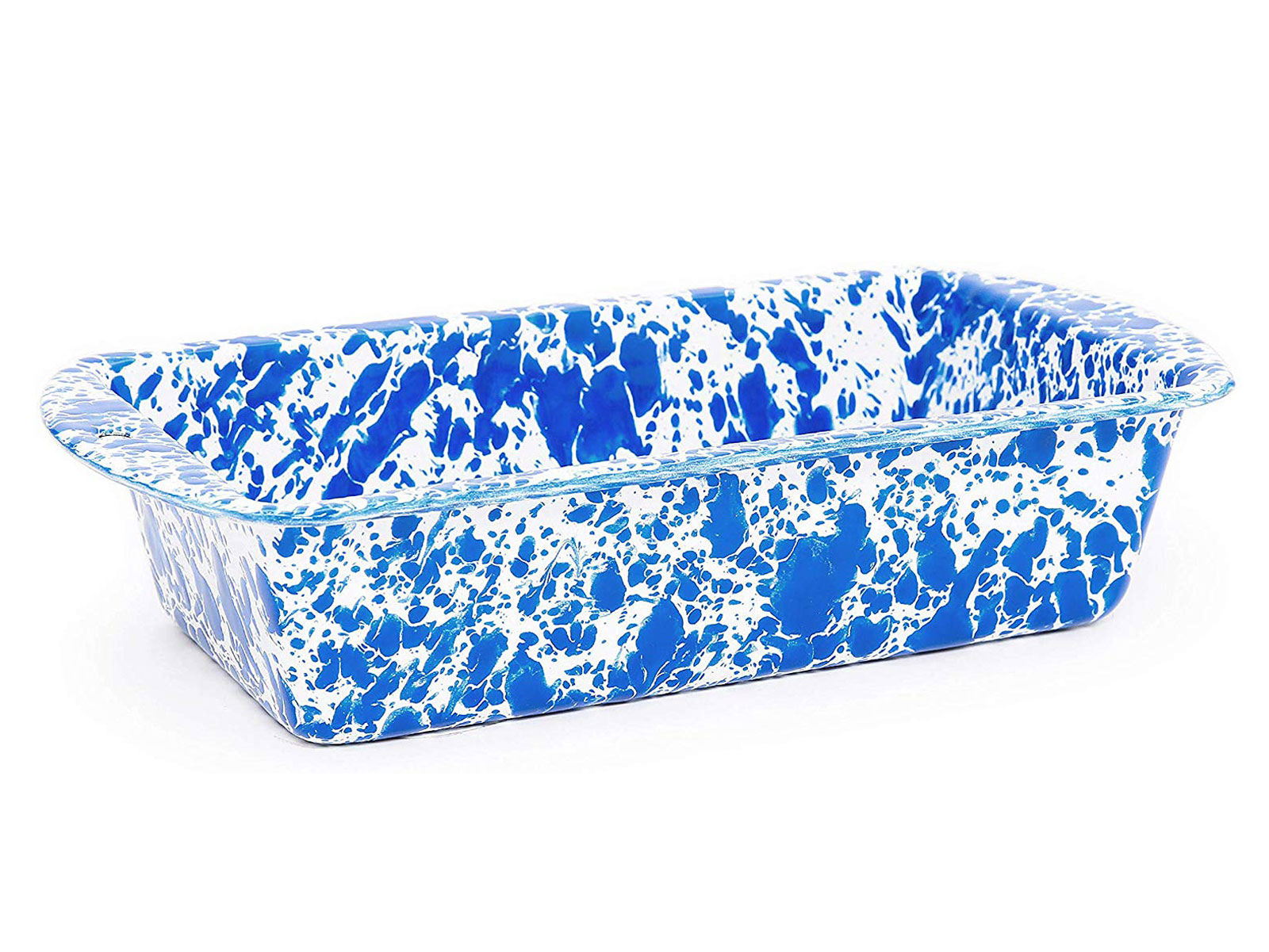 enameled loaf pan