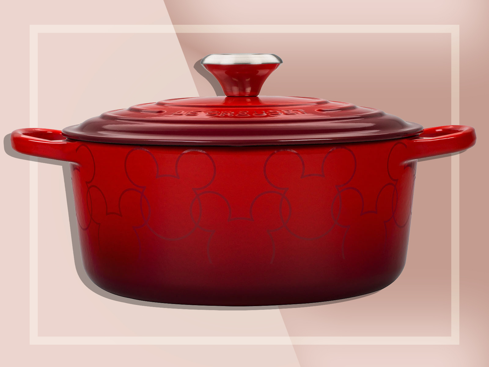 Mickey Mouse Dutch Oven