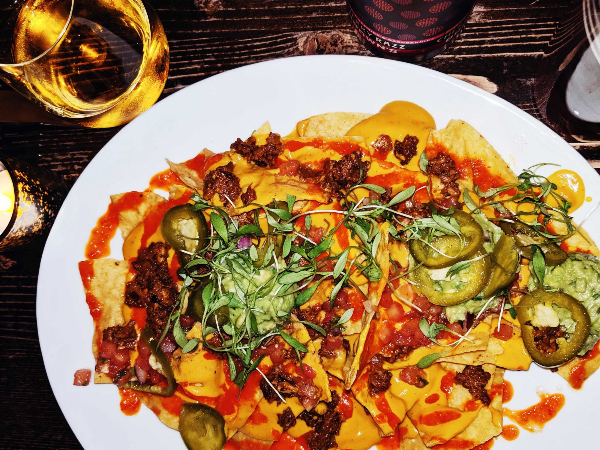 Modern Love Brooklyn Nachos