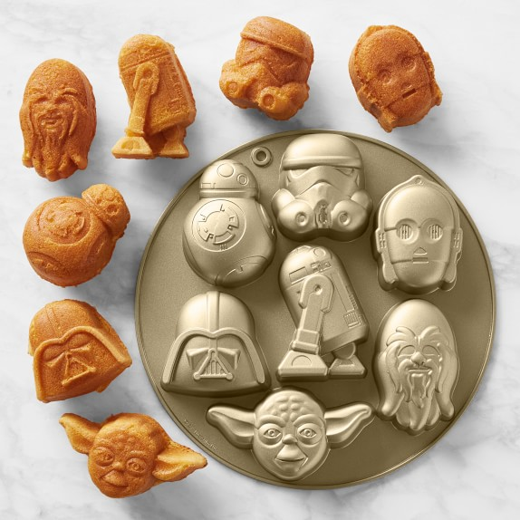Star Wars cakelet pan