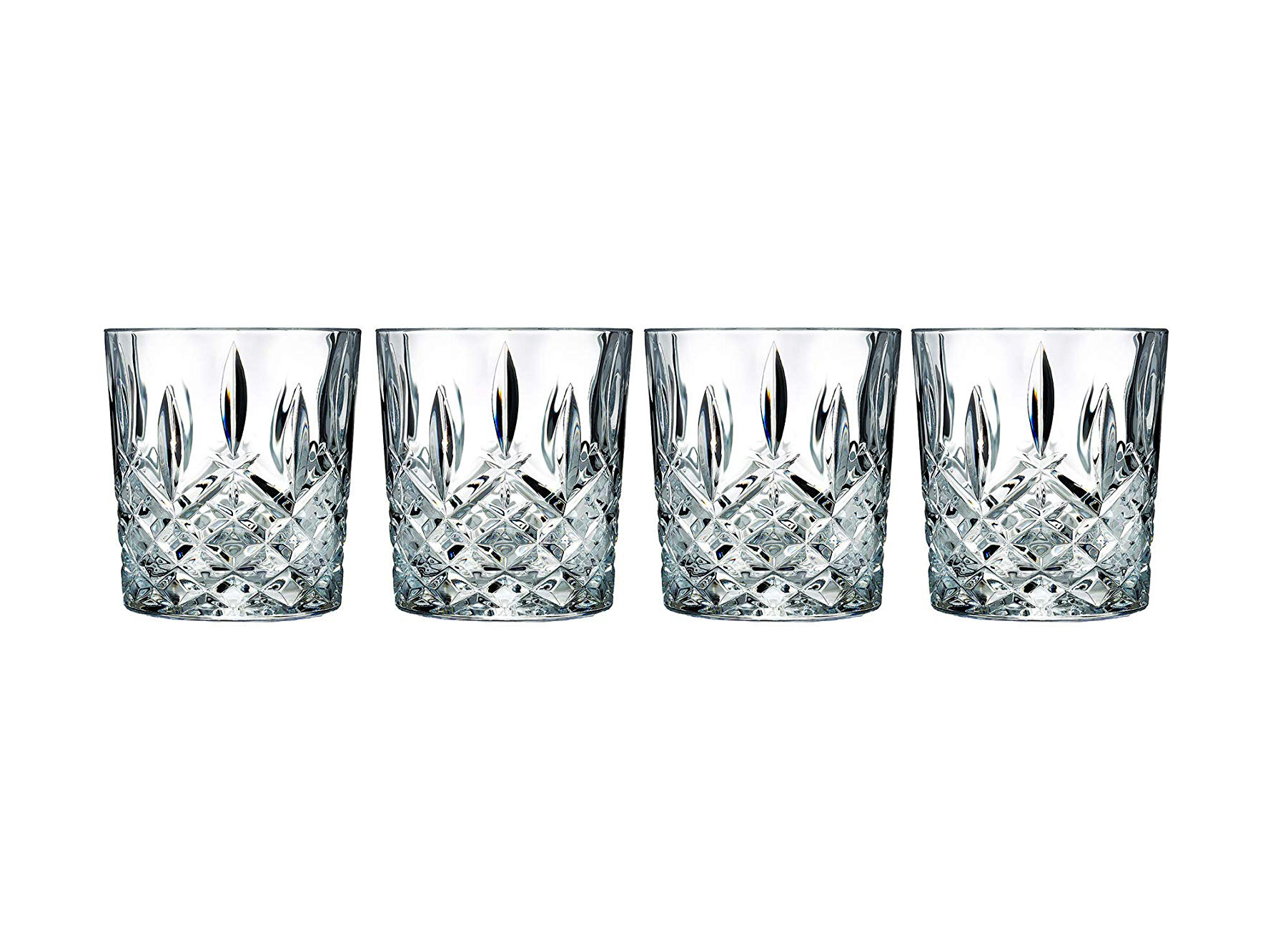 Amazon Marquis by Waterford Markham Double Old Fashioned Glasses
