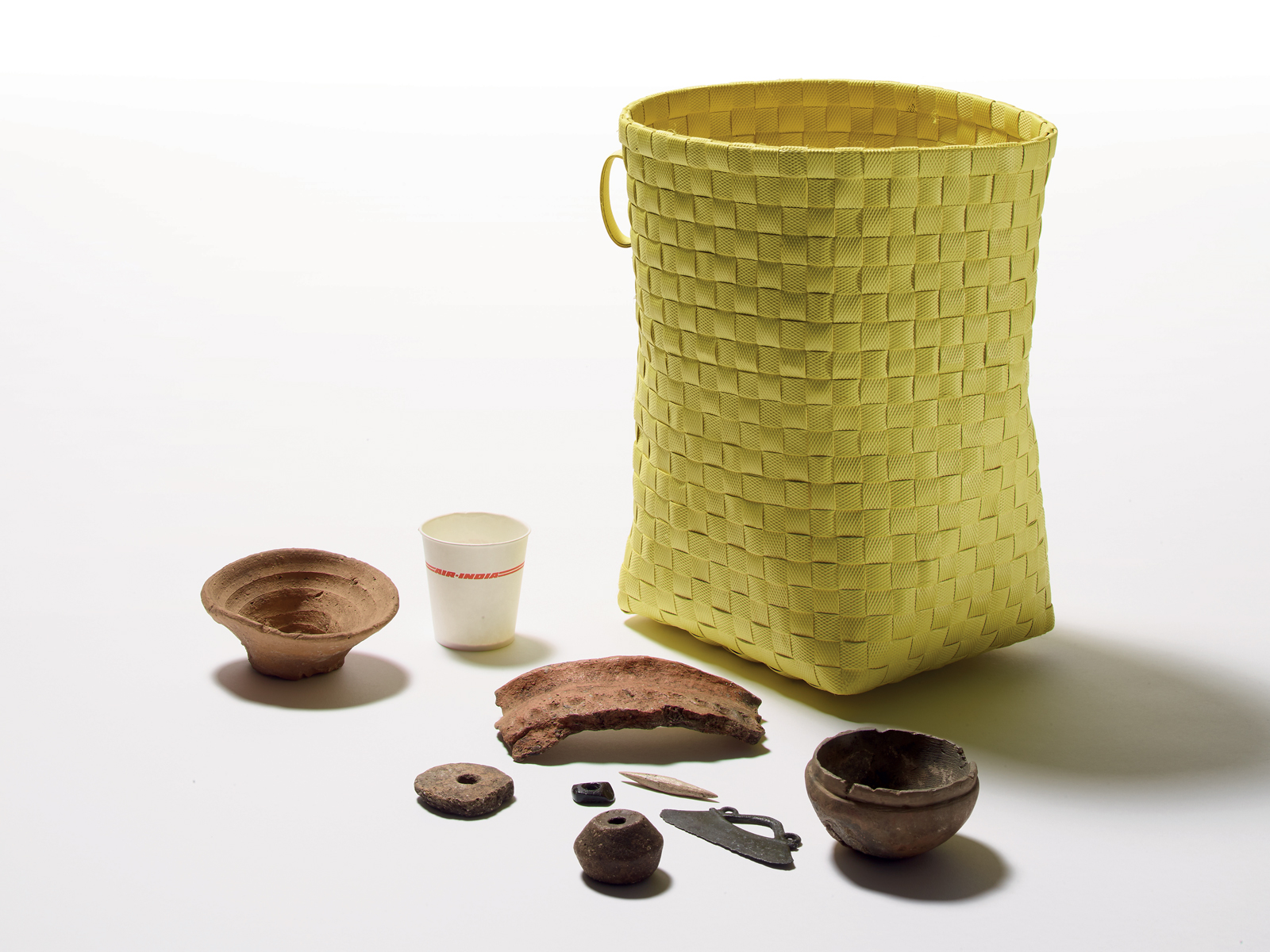 Minoan Disposable Cup