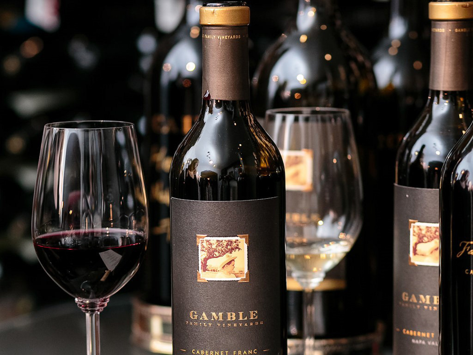 2017 Gamble Family Vineyards Cabernet Franc Napa Valley