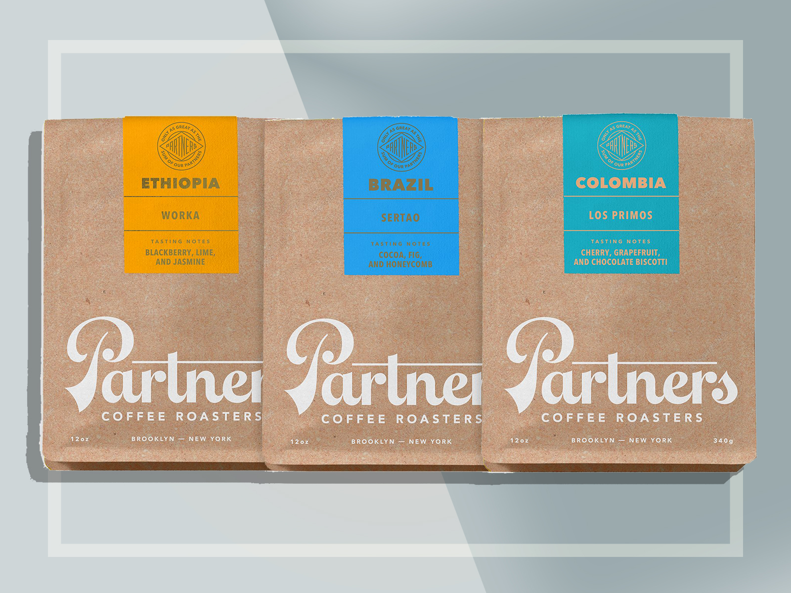 Coffee Gifts Partners Bundle