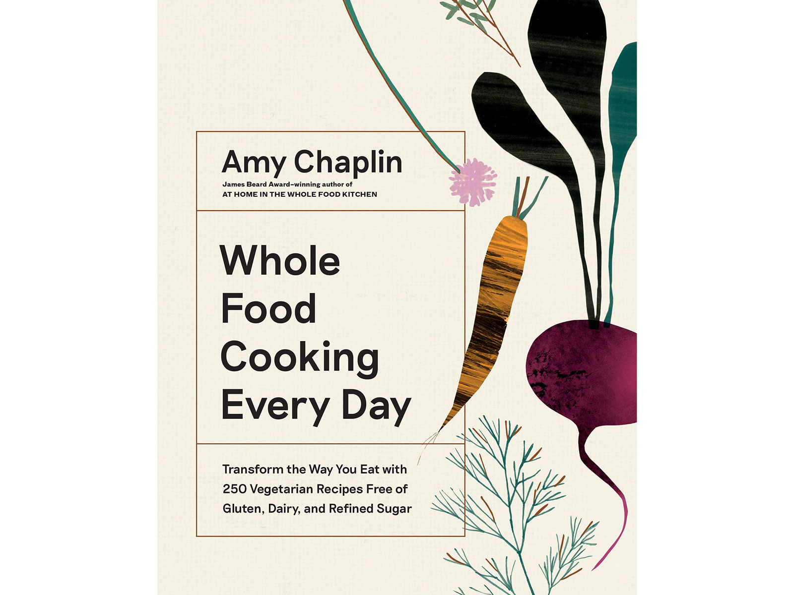 whole food cooking cookbook